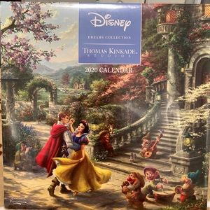 Disney Dreams Collection 2020 Calendar